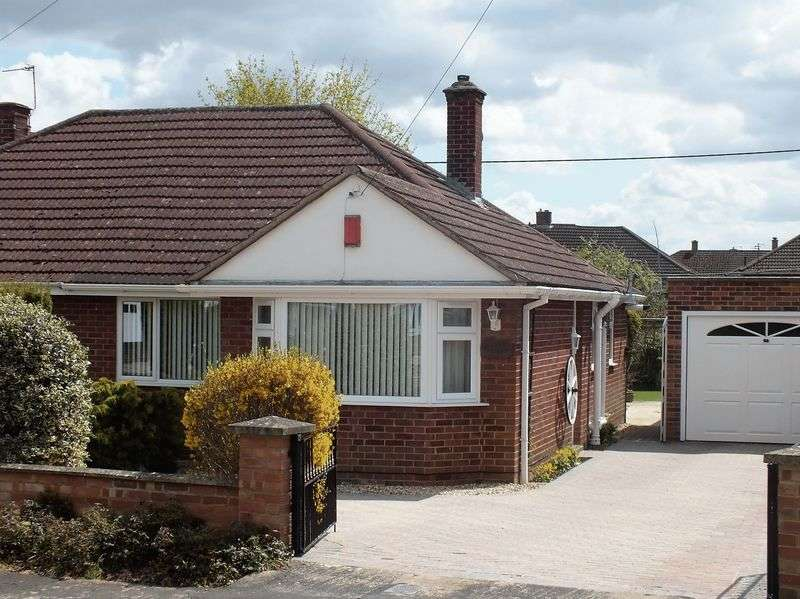 2 Bedrooms Semi Detached Bungalow for sale in Yarnton