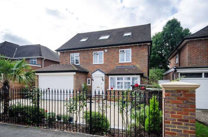 5 Bedrooms House for sale in Foxdell, Northwood, HA6