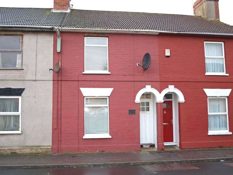 2 Bedrooms Terraced House for sale in Lowestoft