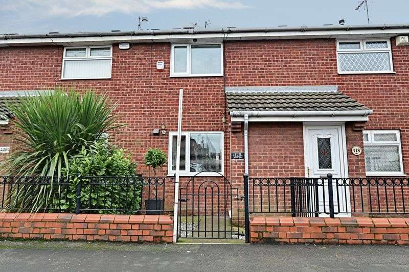 1 Bedroom Terraced House for sale in Belmont Street, Hull