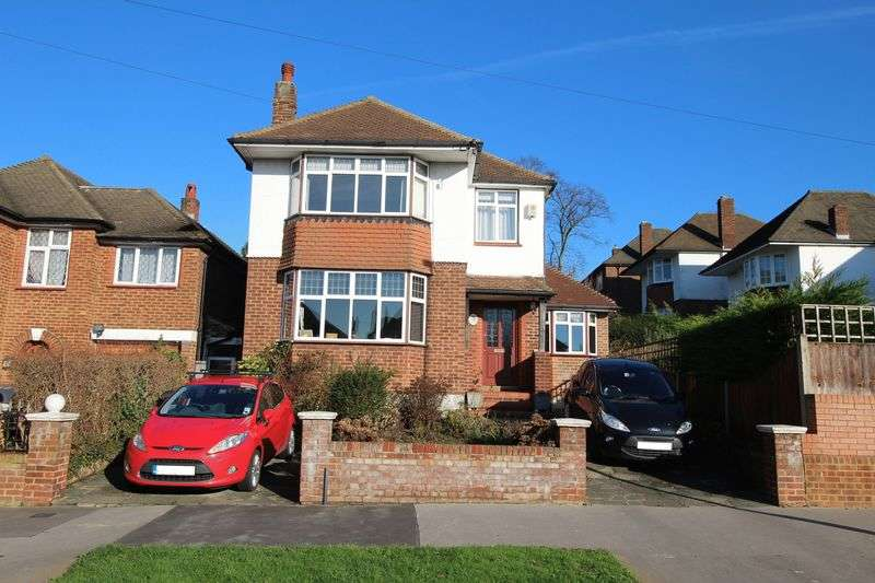 3 Bedrooms Detached House for sale in Waddington Way, Upper Norwood, London SE19
