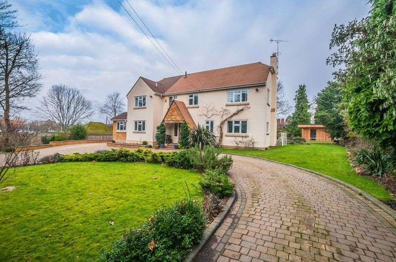 5 Bedrooms Detached House for sale in The Hatch, Windsor