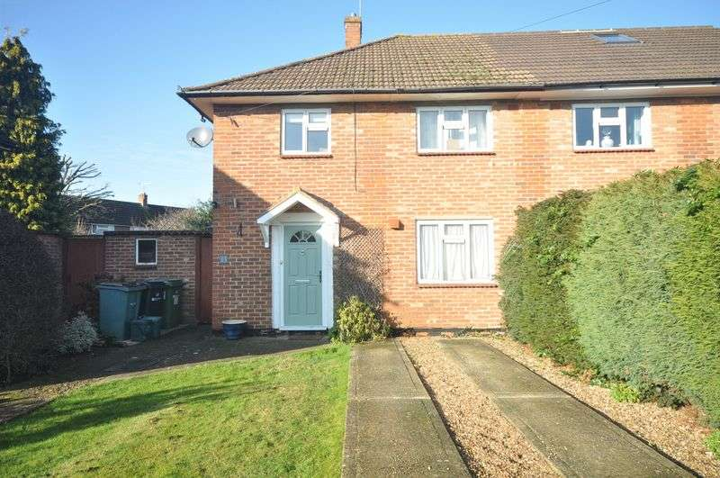 3 Bedrooms Semi Detached House for sale in Pound Crescent, Fetcham