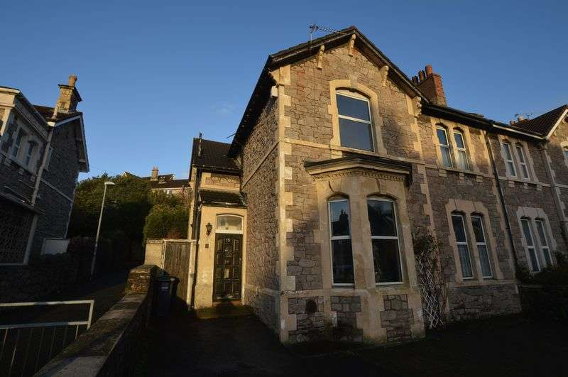 4 Bedrooms Semi Detached House for sale in Gerard Road, Weston-Super-Mare