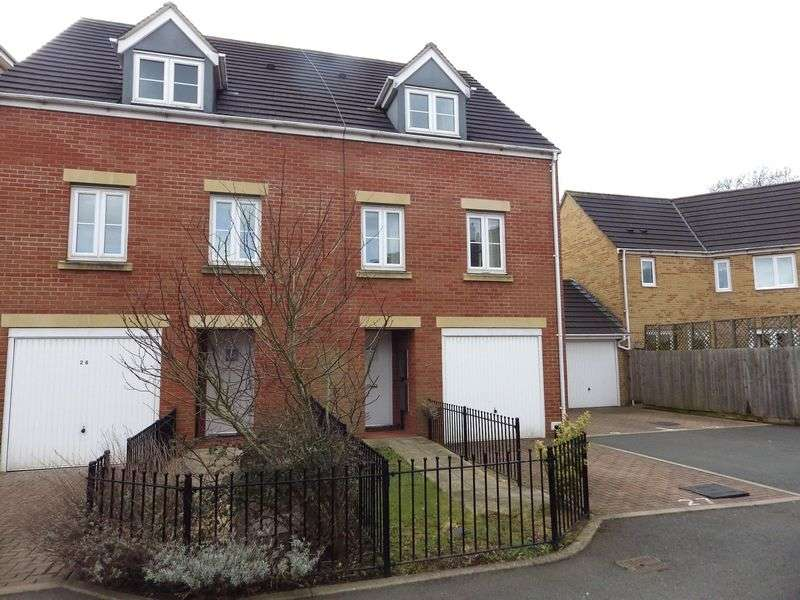 4 Bedrooms House for sale in The Pasture, Bradley Stoke