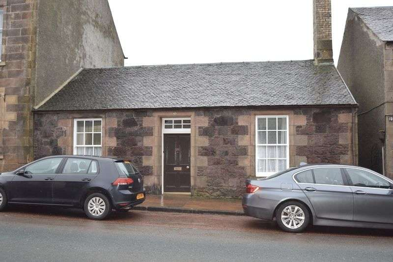 2 Bedrooms Cottage House for sale in 20 High Street, Biggar