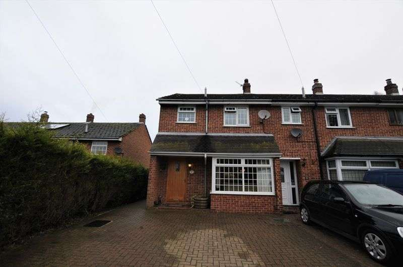 3 Bedrooms House for sale in Priory Close, Yeaveley GUIDE PRICE 220,000-230,000