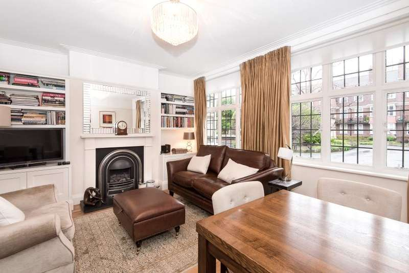 1 Bedroom Flat for sale in Queensberry House, Friars lane, Richmond Green