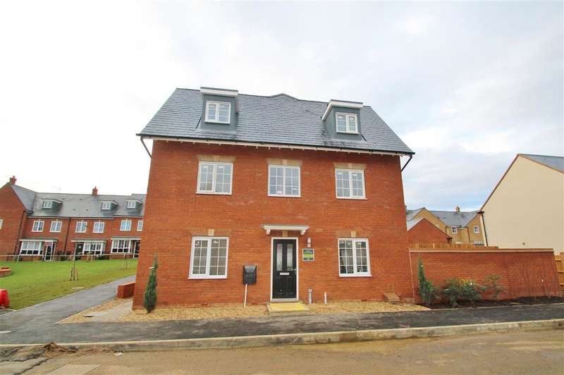 4 Bedrooms End Of Terrace House for sale in Needlepin Way, Windsor Park, Buckingham
