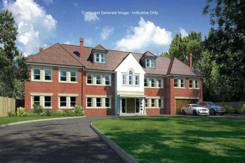4 Bedrooms Detached House for sale in Nancy Downs, Oxhey Hall, Watford, Hertfordshire WD19 4NF