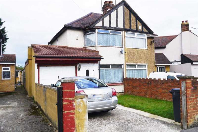 3 Bedrooms Detached House for sale in Thurston Road, Slough, Berkshire