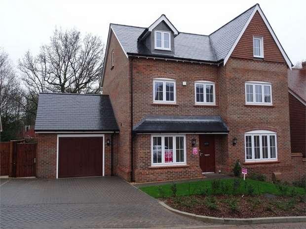 5 Bedrooms Detached House for sale in Buchanan Way, Foxley Lane, Binfield, Berkshire