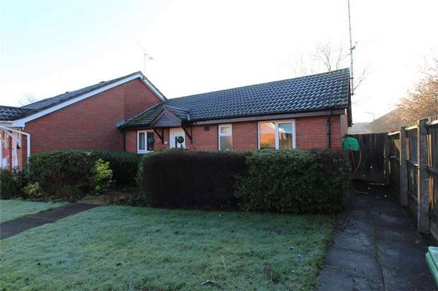 2 Bedrooms Detached Bungalow for sale in Camelot Grove, Kenilworth