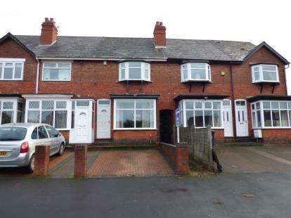 2 Bedrooms House for sale in Westminster Road, Walsall, West Midlands