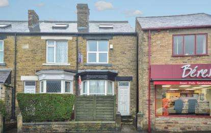 3 Bedrooms End Of Terrace House for sale in Crookes, Crookes, Sheffield