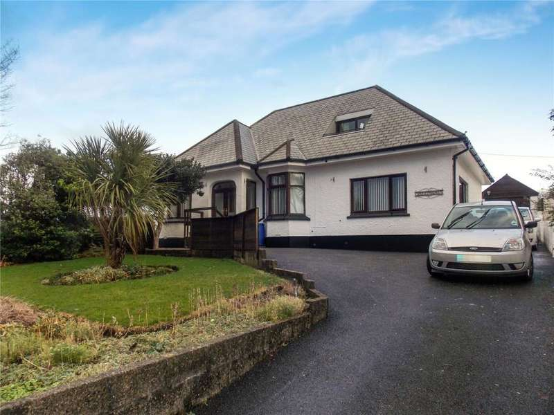 4 Bedrooms Detached Bungalow for sale in Gweal An Top, Sandy Lane, Redruth