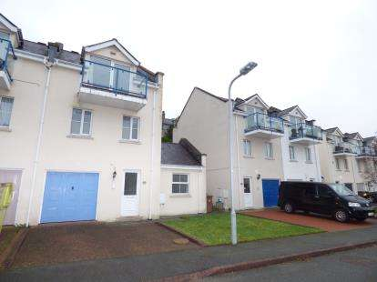 3 Bedrooms Semi Detached House for sale in Hen Gei Llechi, Y Felinheli, Gwynedd, LL56