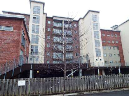 2 Bedrooms Flat for sale in The Grainger, North West Side, Gateshead, Tyne and Wear, NE8
