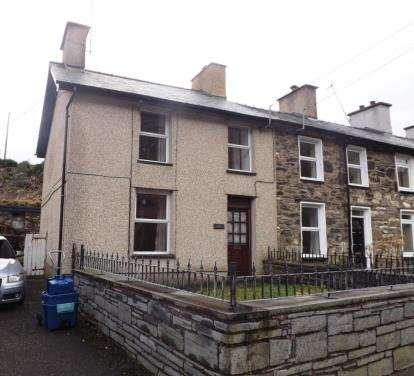 3 Bedrooms End Of Terrace House for sale in Rhyd Y Gro, Tanygrisiau, Blaenau Ffestiniog, Gwynedd, LL41