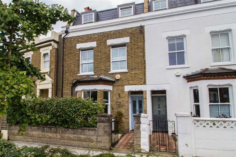 4 Bedrooms End Of Terrace House for sale in Graham Road, Wimbledon