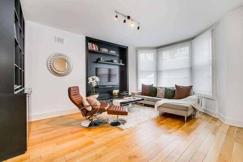 2 Bedrooms Flat for sale in Sinclair Road, London W14
