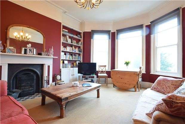 2 Bedrooms Maisonette Flat for sale in Queens Road, TUNBRIDGE WELLS, Kent, TN4 9LU