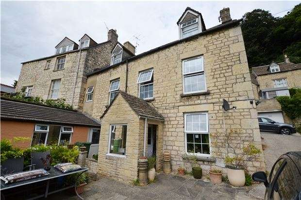 4 Bedrooms Cottage House for sale in Watledge, Nailsworth, Gloucestershire, GL6 0AR
