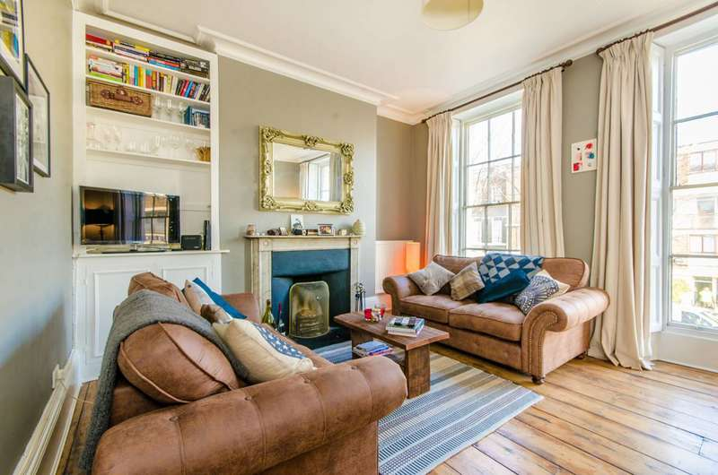 2 Bedrooms Flat for sale in Canonbury Road, Islington, N1