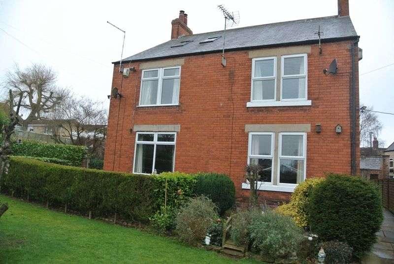 3 Bedrooms Semi Detached House for sale in Main Street, Scarcliffe, Chesterfield
