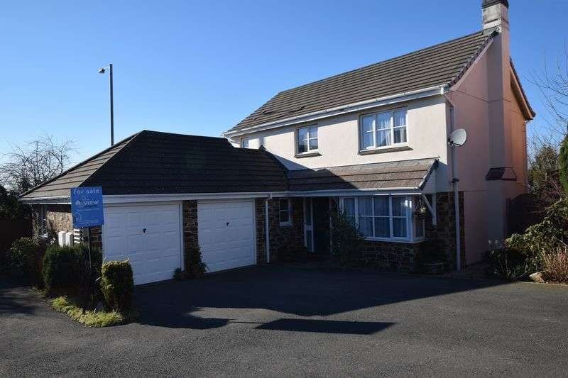 4 Bedrooms Detached House for sale in Robin Drive, Launceston