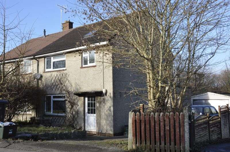 3 Bedrooms Semi Detached House for sale in Westfield Drive, Backwell