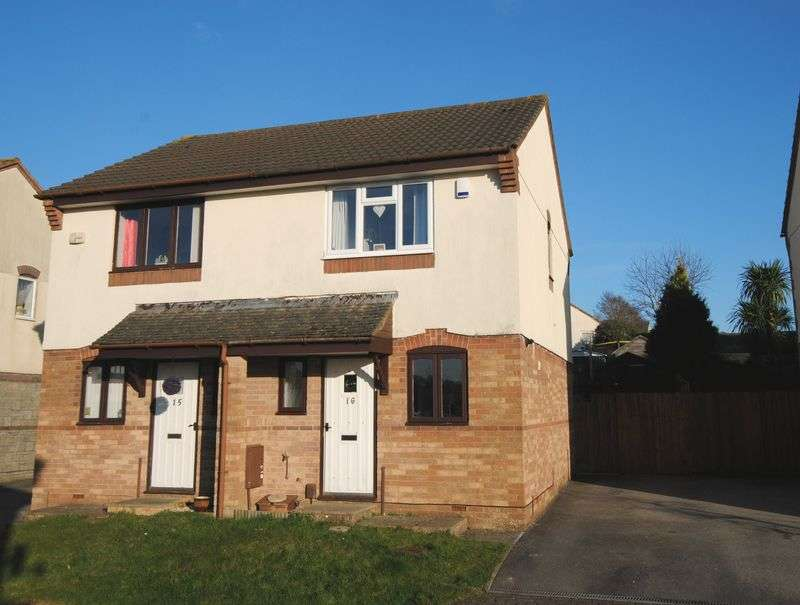 2 Bedrooms Semi Detached House for sale in Larch Close, Saltash