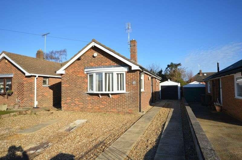 2 Bedrooms Semi Detached Bungalow for sale in Marriott Road, Luton