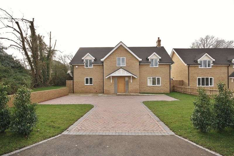 5 Bedrooms Detached House for sale in NEW YATT, Fulbrook (Plot 1), The Orchard, New Yatt Lane OX29 6TF