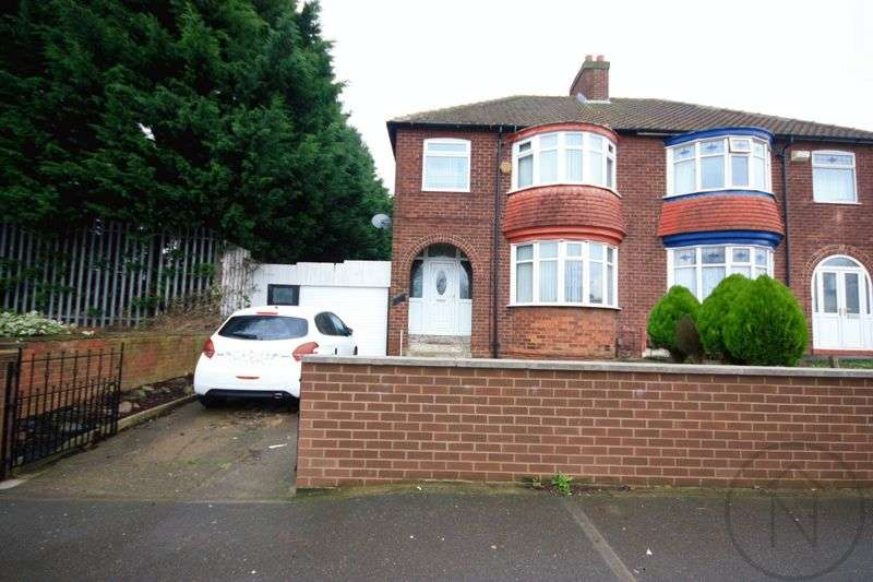 3 Bedrooms Semi Detached House for sale in Haughton Road, Darlington