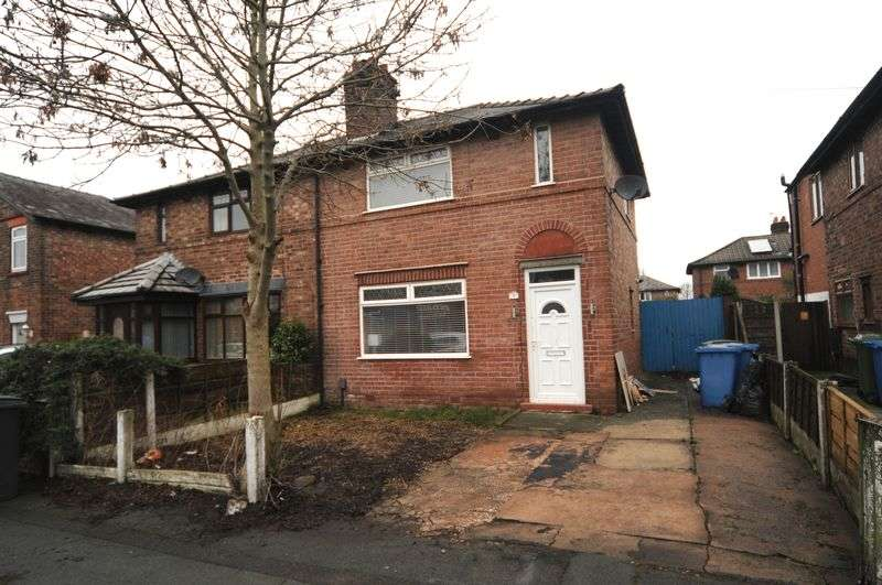 2 Bedrooms House for sale in Reynolds Street, Latchford, Warrington