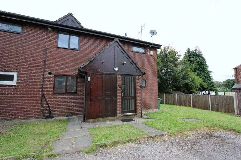 1 Bedroom House for sale in Brookfield Close, Prestwich Manchester