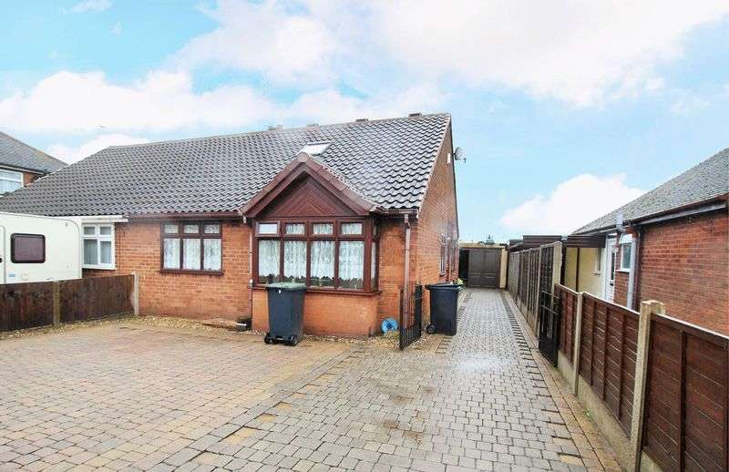 2 Bedrooms Semi Detached Bungalow for sale in Standhills Road, Kingswinford