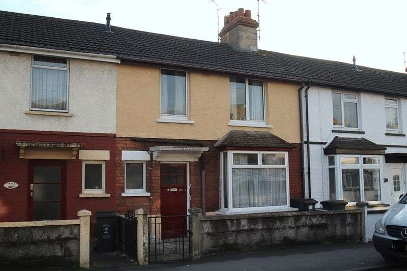 3 Bedrooms Terraced House for sale in Ferndale Road, Swindon
