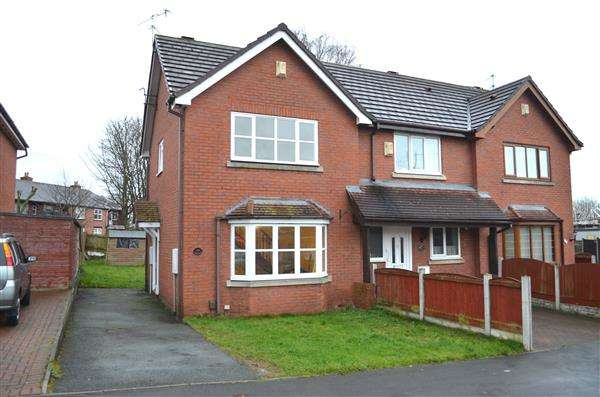 2 Bedrooms Semi Detached House for sale in Walton Road, Trent Vale, Stoke-On-Trent