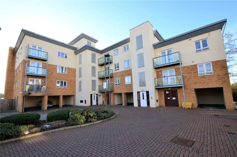 1 Bedroom Flat for sale in Mills Court, Todd Close, Borehamwood, Hertfordshire, WD6