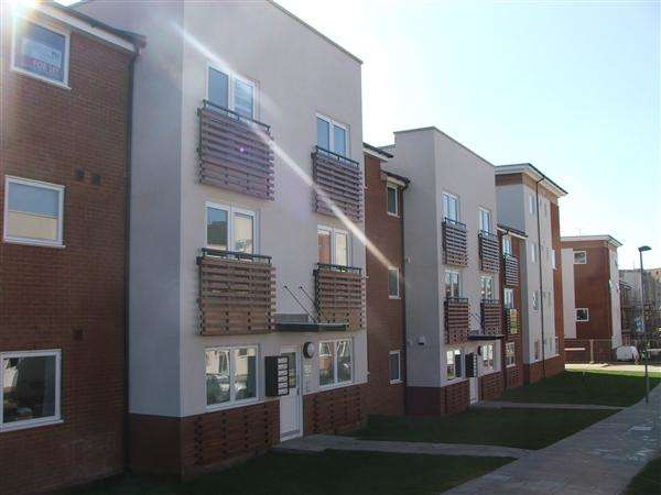 2 Bedrooms Apartment Flat for sale in Hope Court, Ipswich. More details at www.nicholasestates.co.uk