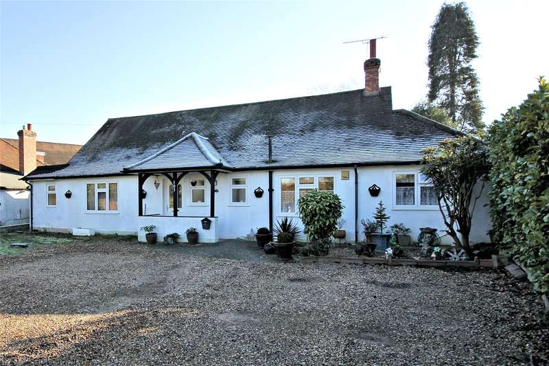 4 Bedrooms Detached Bungalow for sale in Westfield Road, Woking, Surrey, GU22