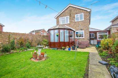 3 Bedrooms Detached House for sale in Loftsteads, Somersham, Huntingdon, Uk