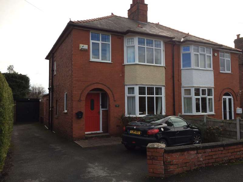 3 Bedrooms Semi Detached House for sale in High Park, Hawarden, Flintshire. CH5 3EF