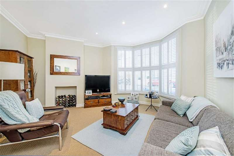 1 Bedroom Flat for sale in Ewald Road, Fulham, SW6