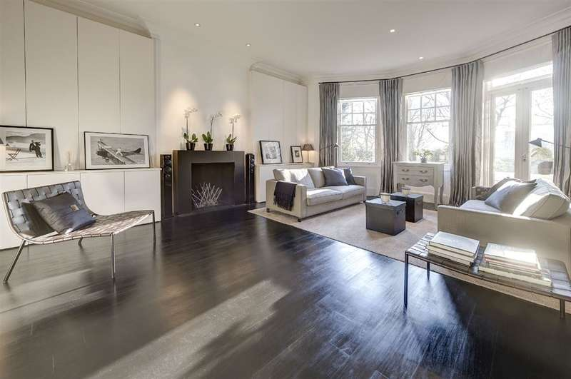 4 Bedrooms Flat for sale in Ferncroft Avenue, Hampstead, NW3