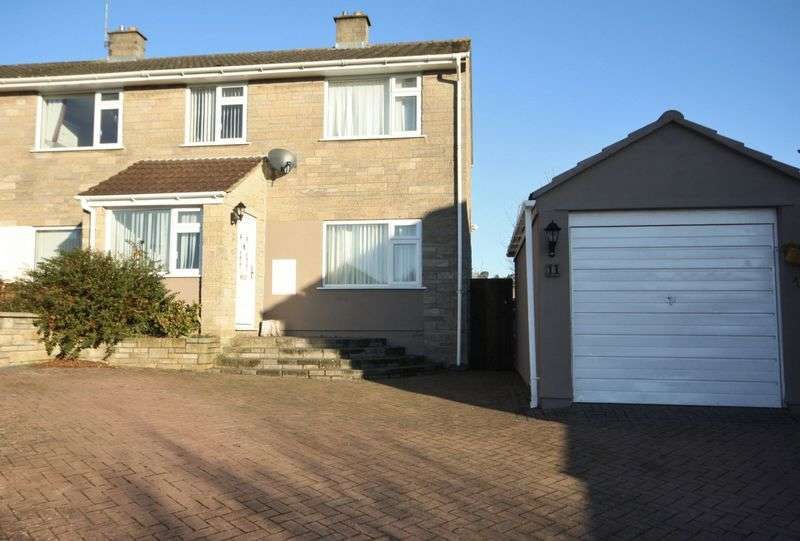 3 Bedrooms Semi Detached House for sale in Sixpence, High Littleton
