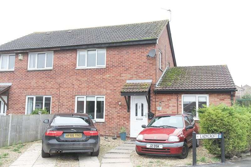 4 Bedrooms Semi Detached House for sale in Ladycroft, Clevedon