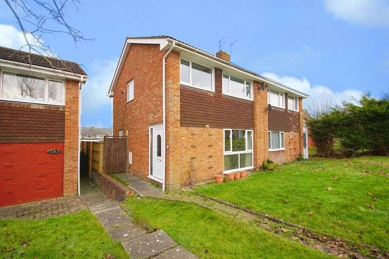 3 Bedrooms Semi Detached House for sale in Merlin Way, Yate, Bristol